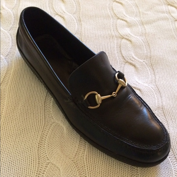 025f483e0 Gucci Shoes | Mens Horsebit Driving Loafers | Poshmark